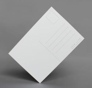 Jorg Karg Postcard | limited edition of 250 pcs