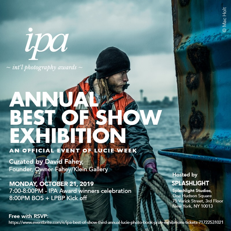 IPA 2019 Exhibition Opening