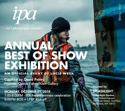 IPA 2019 Best of Show Exhibition