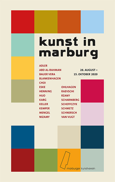 @Kunstverein Marburg _ 2020