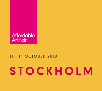 Stockholm Affordable Art Fair 2018